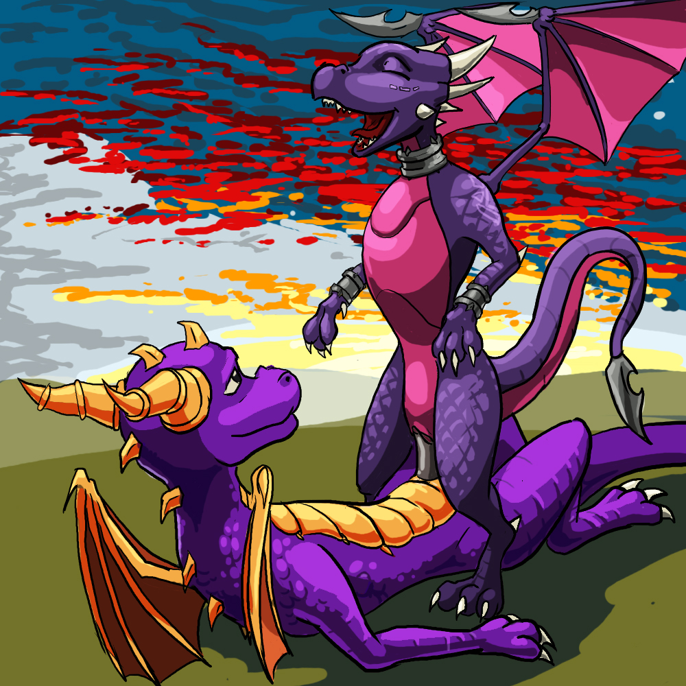 and cynder mating fanfiction spyro The secret files of the spy dogs