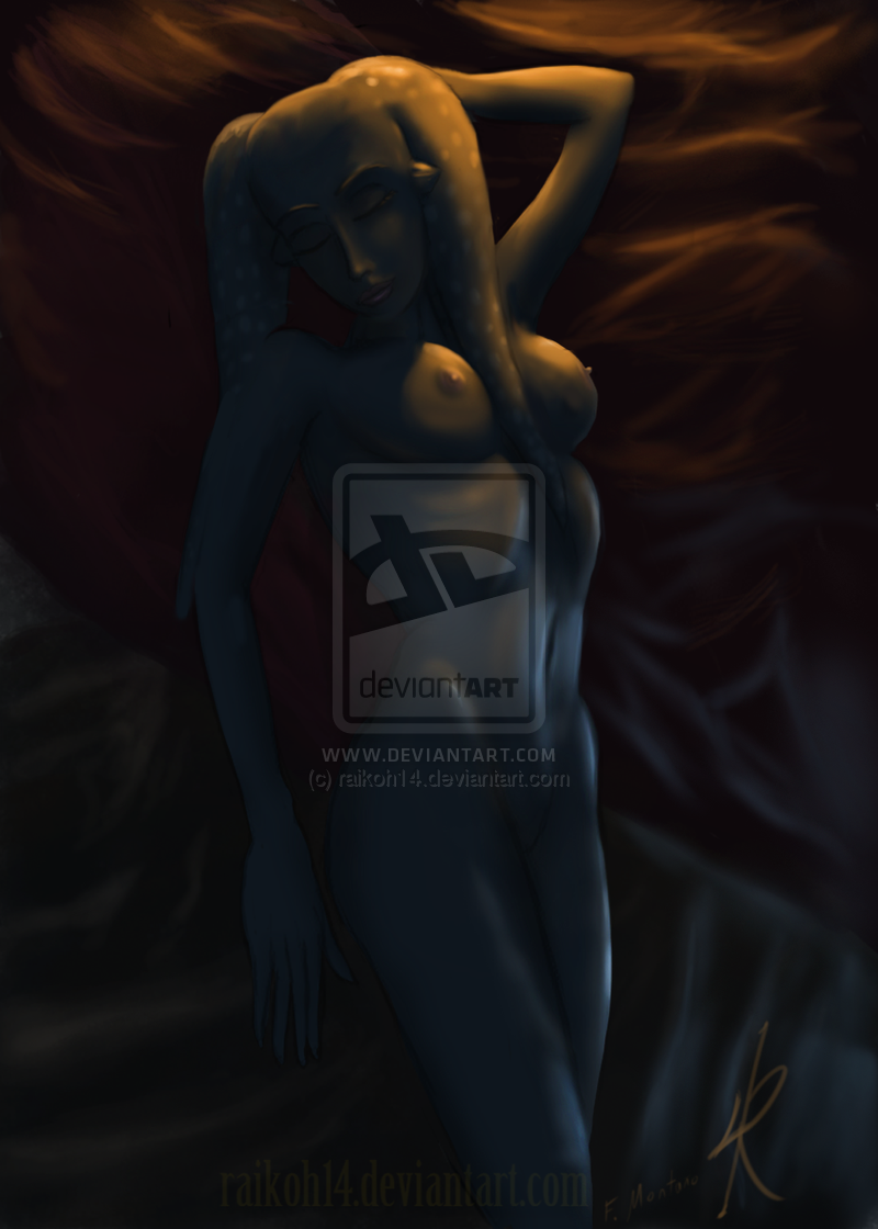 wars aayla star secura nude Link to the past bunny