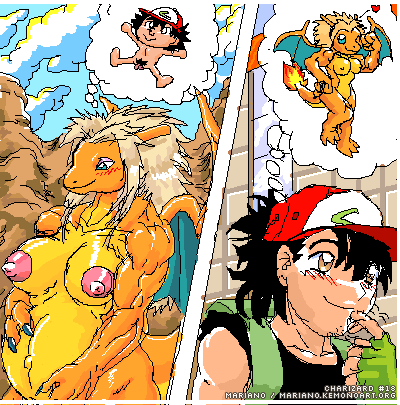ash underwear in ketchum his Stuck in wall anal hentai