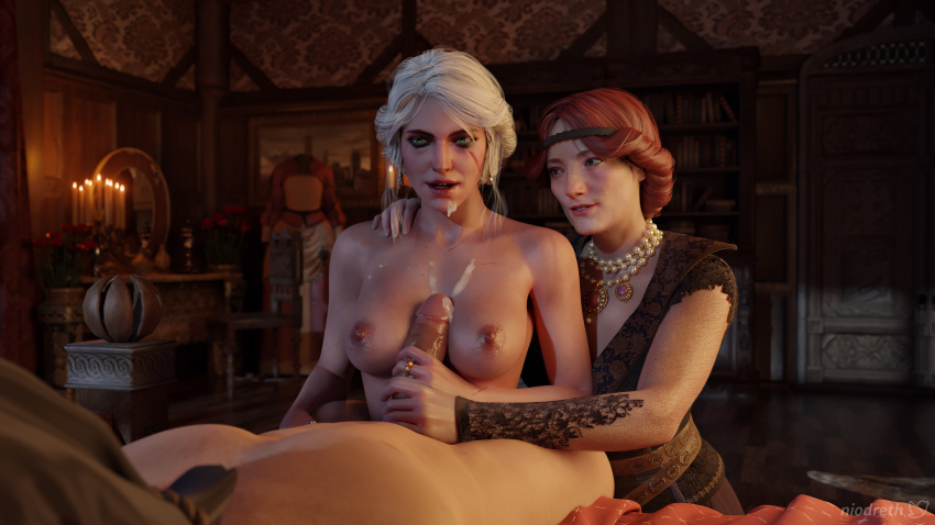 3 sex ciri the witcher Warframe how to get carrier
