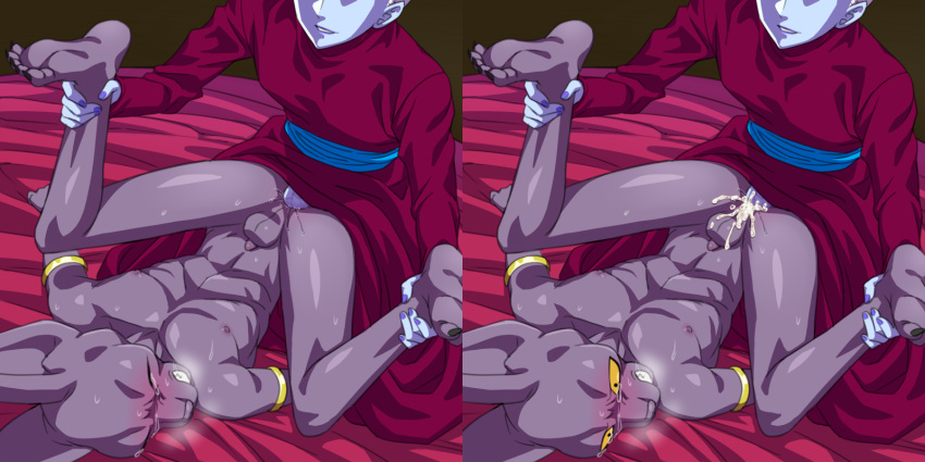 dragon ball super heroes cumber Xi yue the great warrior wall